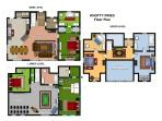 Knotty Pines Floor plan