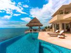360 degree ocean views