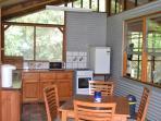 Kitchen, Piccabean Cottage