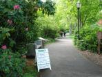 Weekend Tours of Ashland's crown jewel, Lithia Park