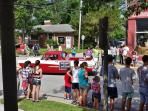 Croaker Fest, Art on the Neuse or our July 4th Parade