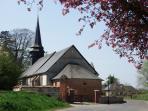 la petite église de notre village