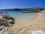 Rabac - beach