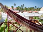 Enjoy the view from the hammock !