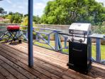 Fire up the grill for a tasty barbecue lunch.