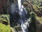 'Killaunu' (Moon Water) 15 min. walk from the house