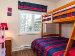 Third Bedroom with Bunk Bed