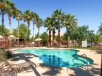 Soak up all that AZ sun at the community pool!