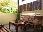 Relax in  your private terrace