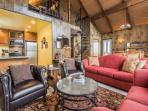 As you enter the home, you will notice history blended with modernity. The living room is in the center of the home and...