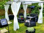 Great place for relax & chill in the garden with a barbecue