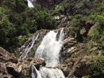 Cachoeira do Cerradão - a 6 km