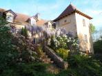 18C Manor & Pool nr. Villefranche de Rouergue