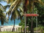 Borinquen and Wildo Beach Distance 7Km (10 minutes)