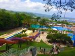 Las Cascadas Water Park - just a short 15 minutes drive from the apartment (9 Kilometers).