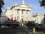 Tate Britain - 5 minutes' walk from house (one of the finest art galleries in London)