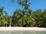 Isla Racheria, Parque Nacional Coiba, Panama