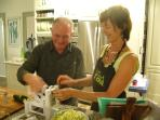 Private Raw Food Workshops are available on request offering delicious recipes (gluten, dairy free)