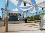 Festival site #Hostin