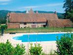 4 bedroom Villa in La Tagnière, Bourgogne-Franche-Comté, France : ref 5050193