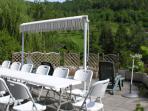 Villa Gentiane - terrasse