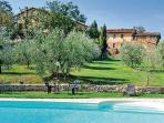 6 bedroom Villa in Siena, Tuscany, Chianti, Italy : ref 2037806