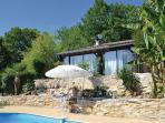 3 bedroom Villa in Condat, Aquitaine, Dordogne, France : ref 2041876