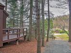 Serene 3BR Grantham Condo w/Lakefront Views!