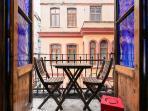 Balcony 'à la française'