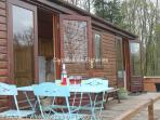 Lac Lucie Chalet and Private Lake - for a relaxing break in rural Charente