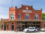 The Historic H.D.Gruene Antique store in the heart of Gruene.