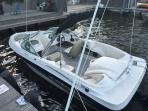 This boat is available for rentals - just ask!