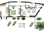 15 Giglio floor plan