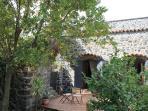 Facciata B&B Villa Loriana Etna Milo