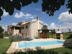 3 bedroom Villa in Vizinada Stanisi, Istria, Visnjan, Croatia : ref 2046891