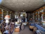 Bodie General Store- The town was preserved and interiors remain as it was left