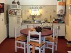 Sector Cocina  La Bella Vida Apartamentos en Escobar
