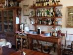 Sala colazione cene