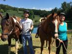 Celebrate that special occasion with a memorable horseback ride!