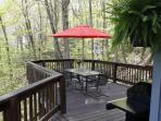 Nested in the Smoky Mountains