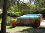 piscine 7 x 4m de mai à septembre