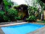 Swim, relax and stay at Villa Baliku.