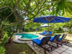 The Pool & Garden