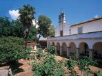 There is a Franciscan monastery in Porat. It's known history reaches into the 15th century