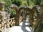 Jardins Artigas d'Antoni Gaudi.
