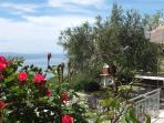 Sea view of Villa 'Sky' Podstrana