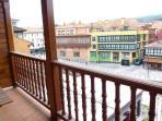 Vita del balcon al Puente