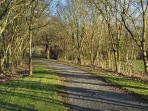 notre parc de 4 hectares