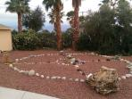Experience our medicine wheel for meditation and contemplation, built by a practiced shaman.