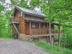 Peace and tranquility can be found at this sensational Sevierville vacation rental cabin!